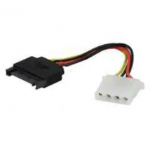SATA power kabel sata -> molex 4polig  CABLE-277