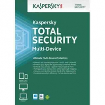 Kaspersky Total Security 2016 3 devices 1 jaar