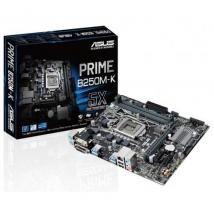 Asus 1151 PRIME B250M-A µATX / DDR4 / USB 3.0