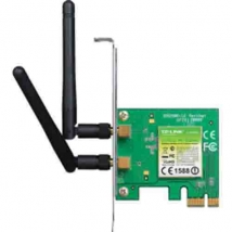 Netwerk Wireless PCIe TP-Link 300Mbps 2tr2 TL-WN881ND