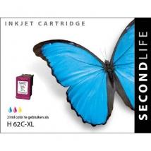 SecondLife - HP 62 XL Color 21