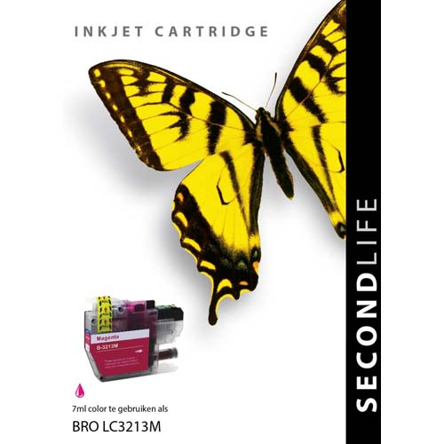 Brother LC 3213 XL Magenta 7